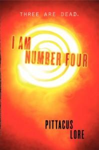 I am number four - Gotta Read