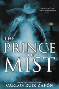 Prince of Mist Cover